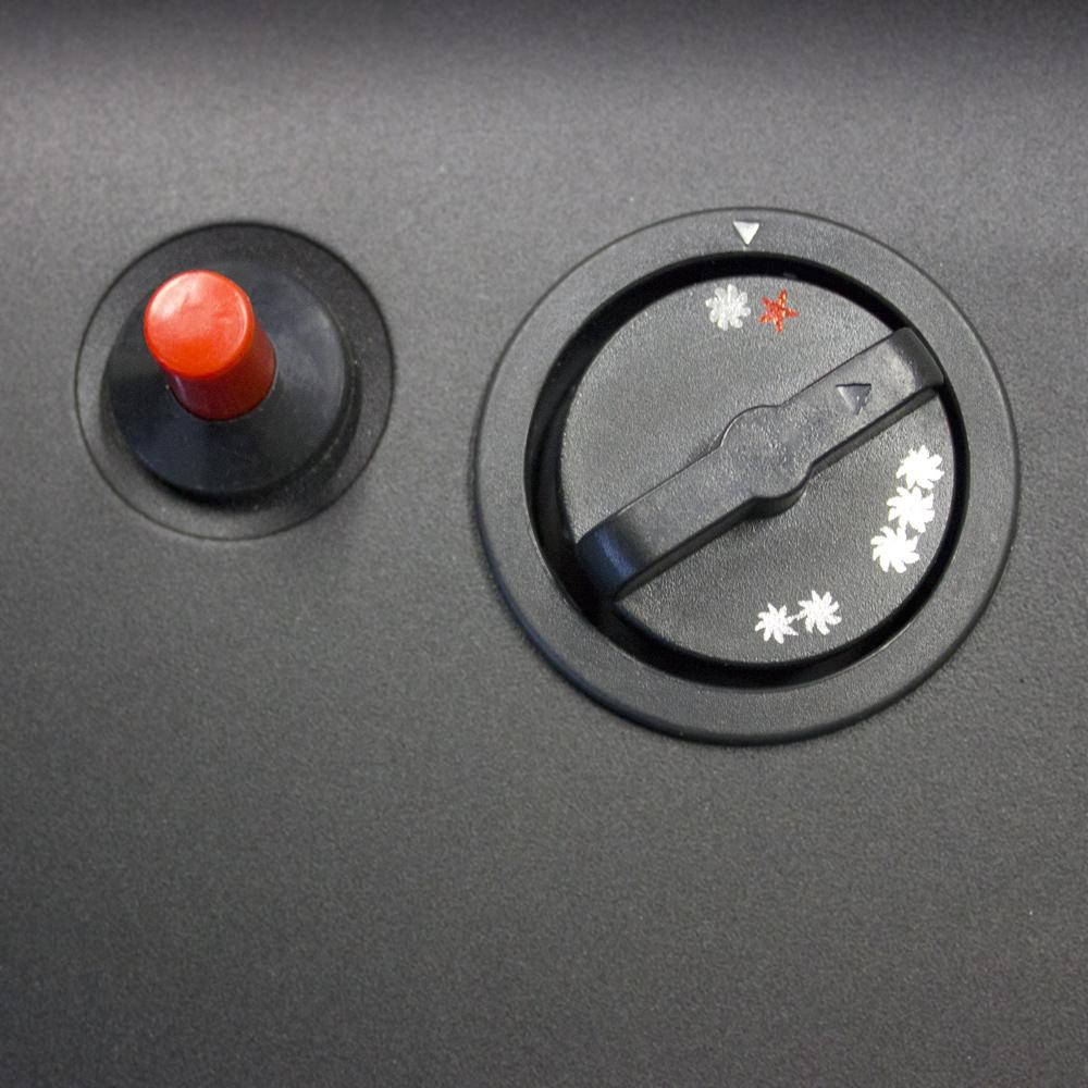Chauffage d'appoint au gaz infrarouge 4200W