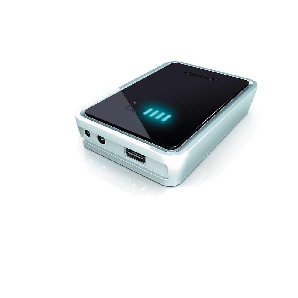 Chargeur PHILIPS avec batterie