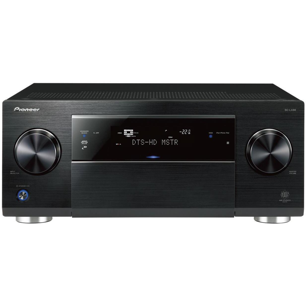 Amplificateur Audio-Vidéo PIONEER Amplificateur - Pioneer - SC-LX86