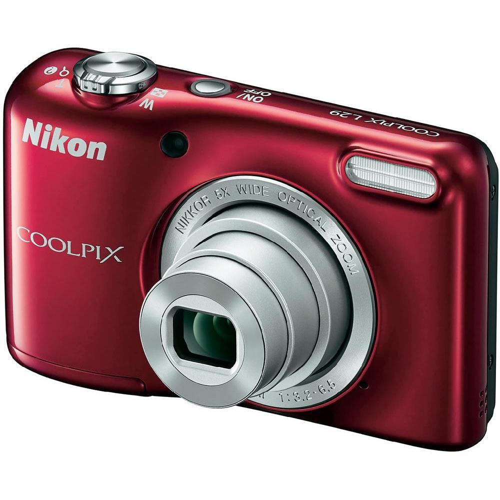 Nikon COOLPIX L29 - Rouge