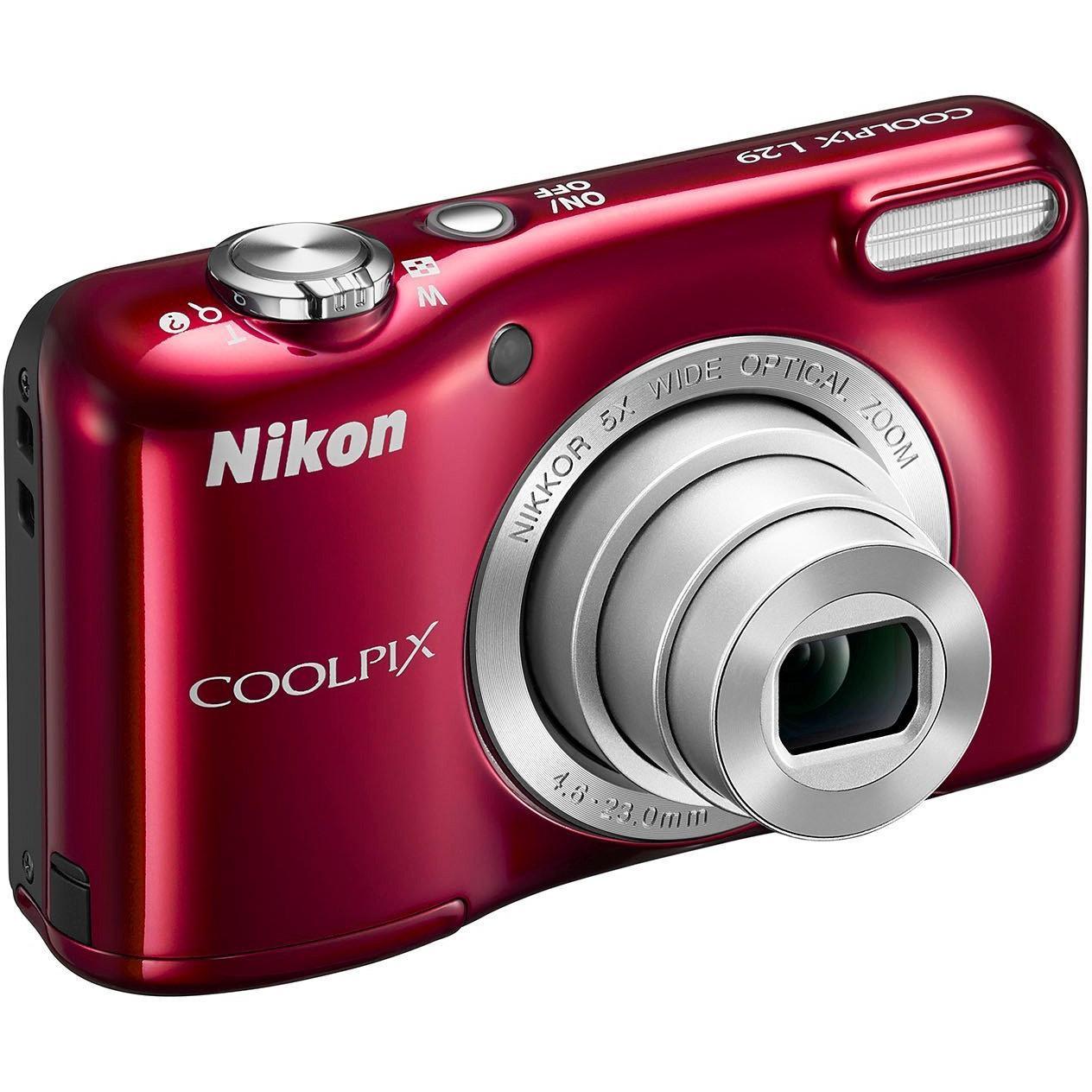 Nikon COOLPIX L29 - Rouge