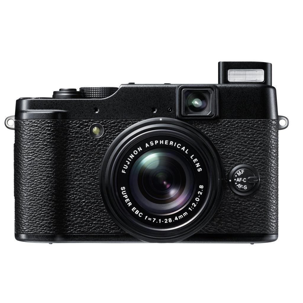Appareil photo argentique Fujifilm X10 12MP - Noir