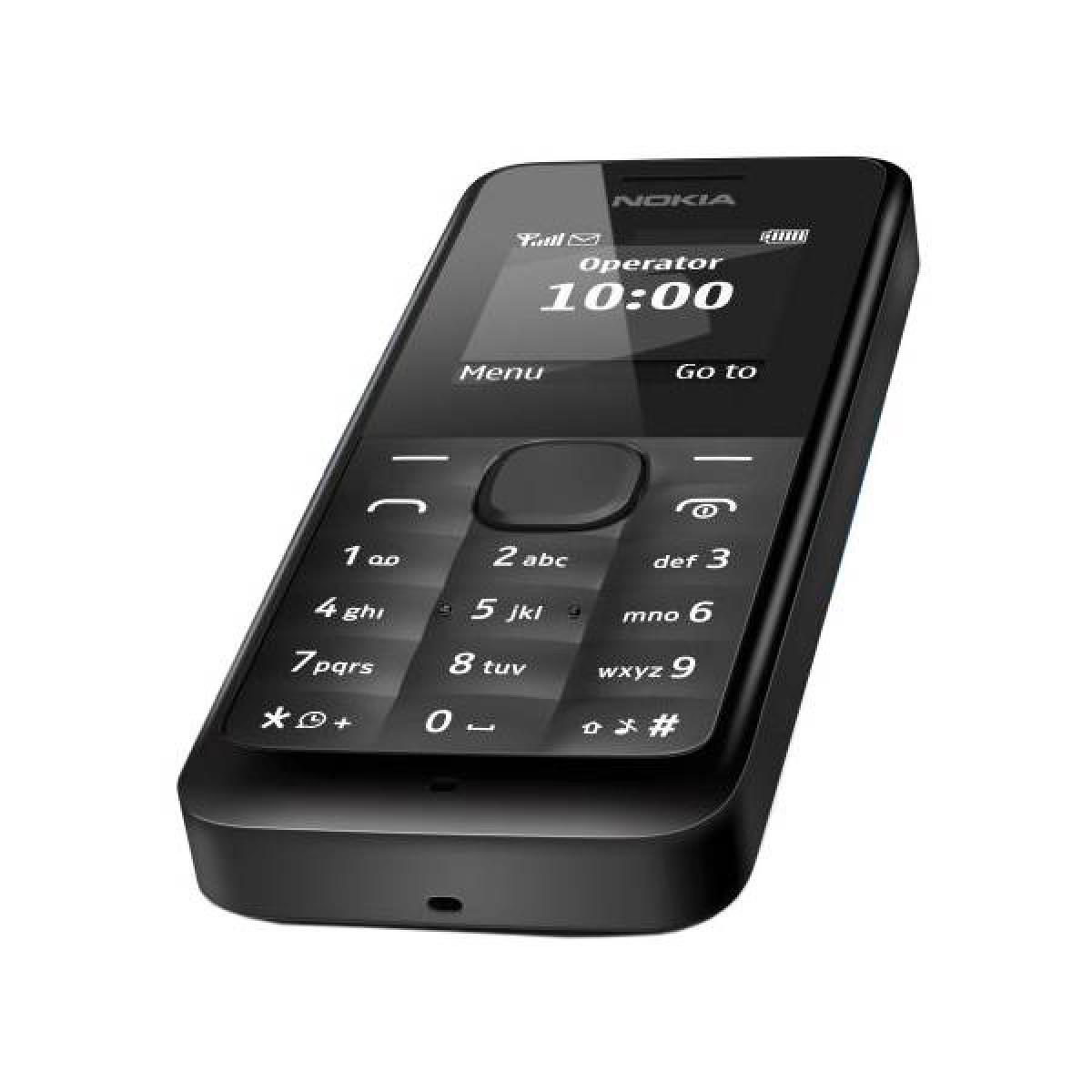 Nokia 105 - Noir - Débloqué