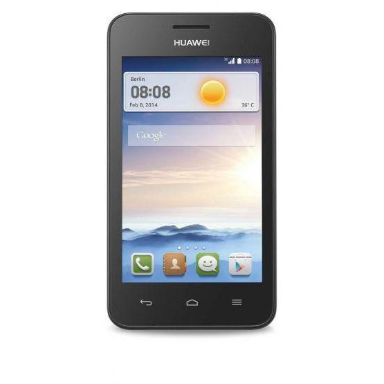 Huawei Ascend Y330 4 GB Negro - Libre