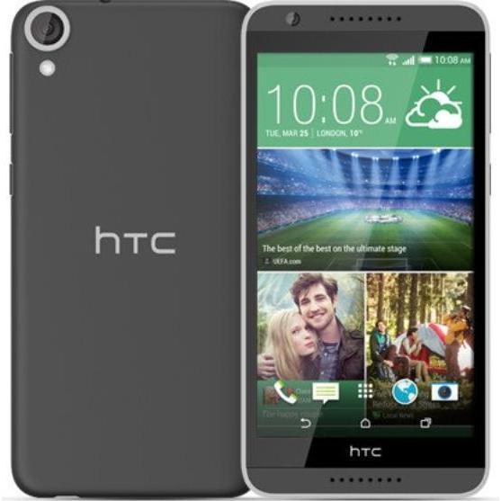 HTC Desire 820 16 Go - Gris - Débloqué
