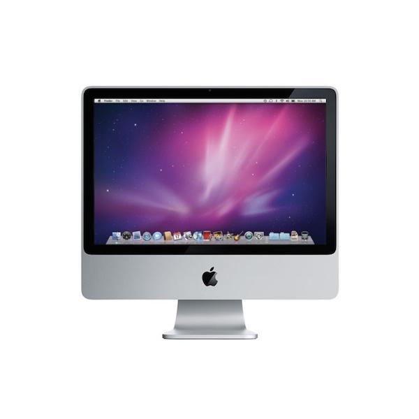 "iMac 20"" Core 2 Duo 2 GHz - HDD 250 Go - RAM 1 Go - QWERTY"