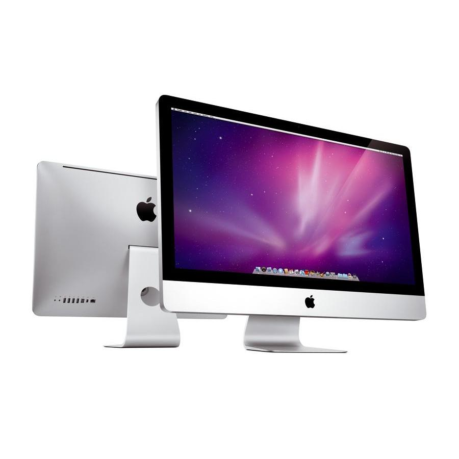 "iMac 27"" Core 2 Duo 3.06 GHz - 1 To - RAM 4 Go - QWERTY"