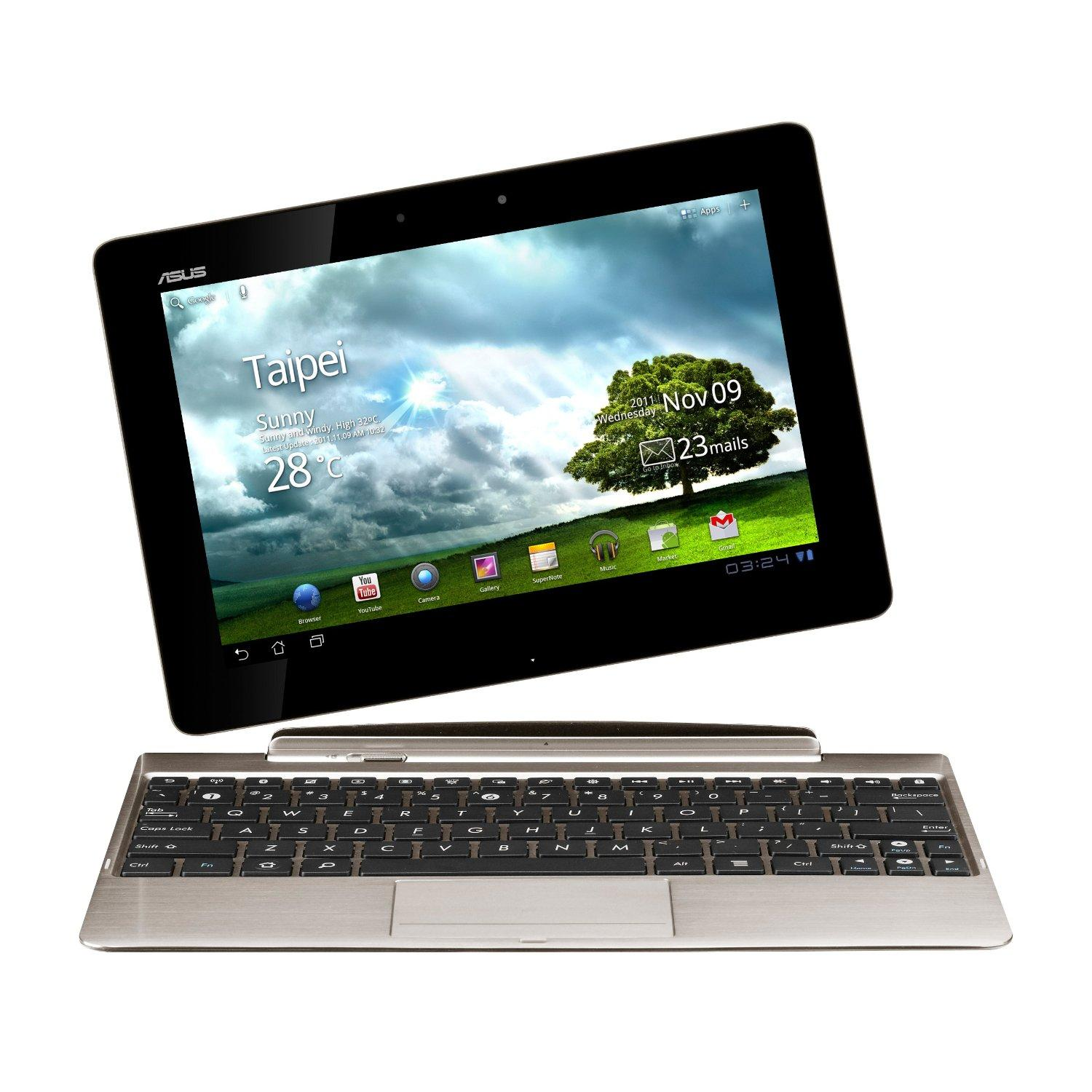 "Asus TF201-1I040A - 10.1"" 32 Go -  - CHAMPAGNE"