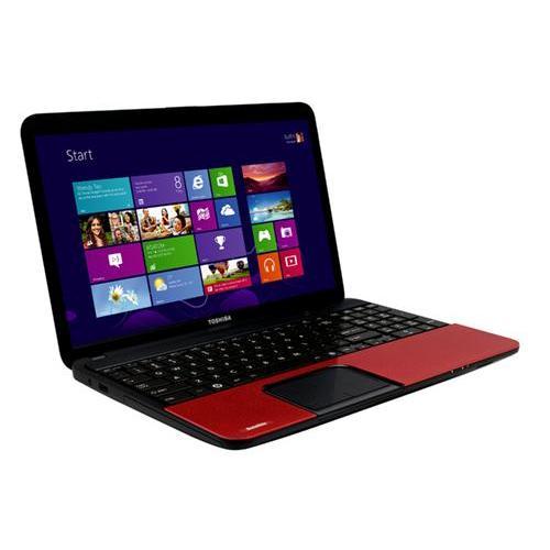 """Toshiba C855-21Q 15,6"""" Intel Core i3-2370M 2.4 GHz  - HDD 750 Go - RAM 4 Go"""