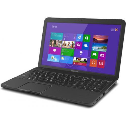 Toshiba C855-21P - Intel Core i3-2370M 2.4 GHz -  750 Go - RAM 4 Go
