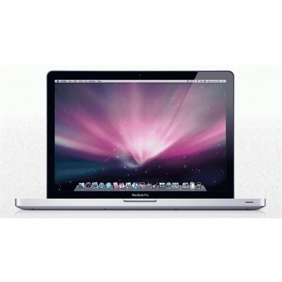 """MacBook Pro 13"""" Core 2 Duo 2.4 GHz - HDD 250 Go - RAM 4 Go - QWERTY"""