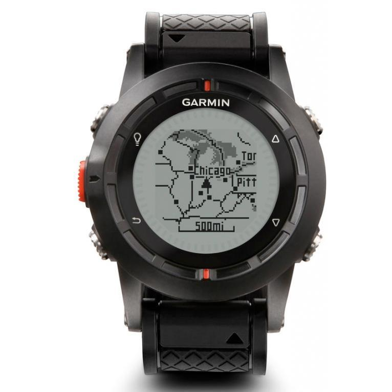 Montre connecté running - GARMIN Fenix GPS