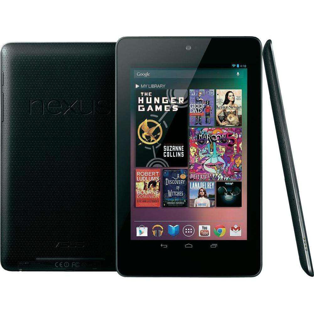 Asus Nexus 7 16 Go - Noir - Wifi