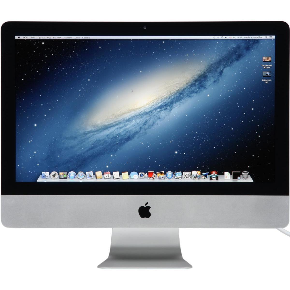 "iMac 24"" Core 2 Duo 2.4 Ghz - HDD 320 Go - RAM 1 Go - QWERTY"