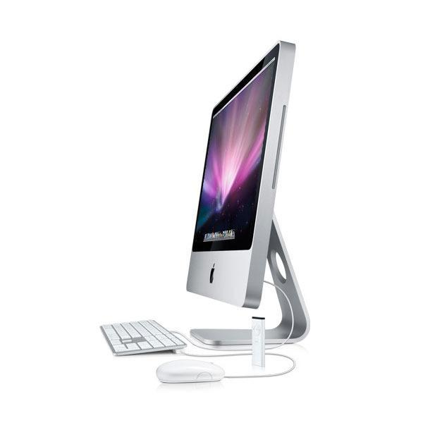 "iMac 24"" Core 2 Duo 2.4 Ghz - HDD 500 Go - RAM 2 Go - QWERTY"