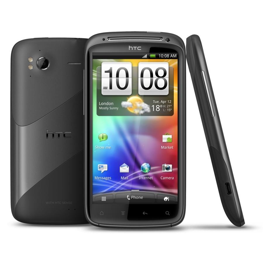 HTC Sensation XL - Noir - Débloqué