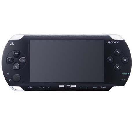 Sony PSP 4 Go - Noir