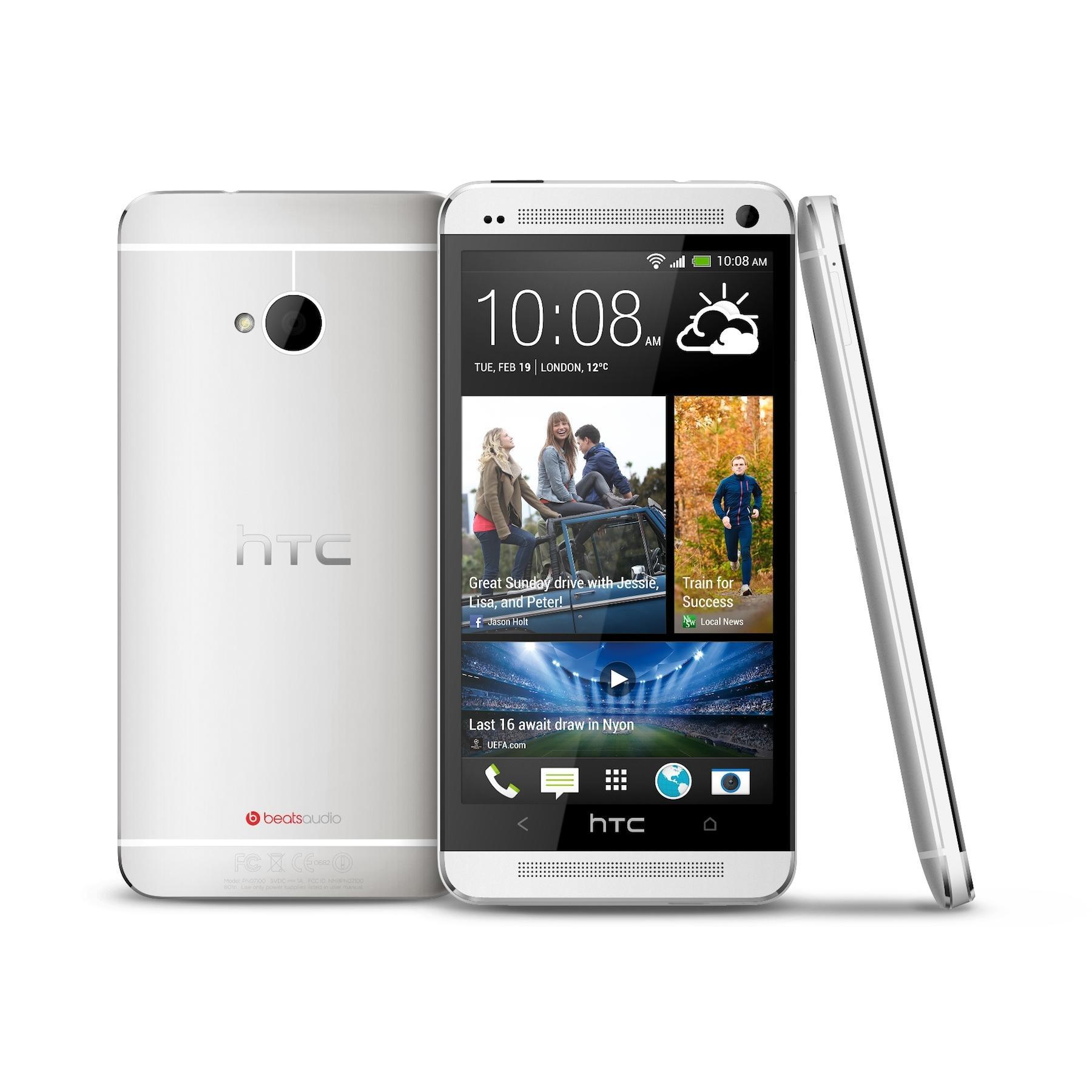 HTC One 32 Go - Gris - Débloqué