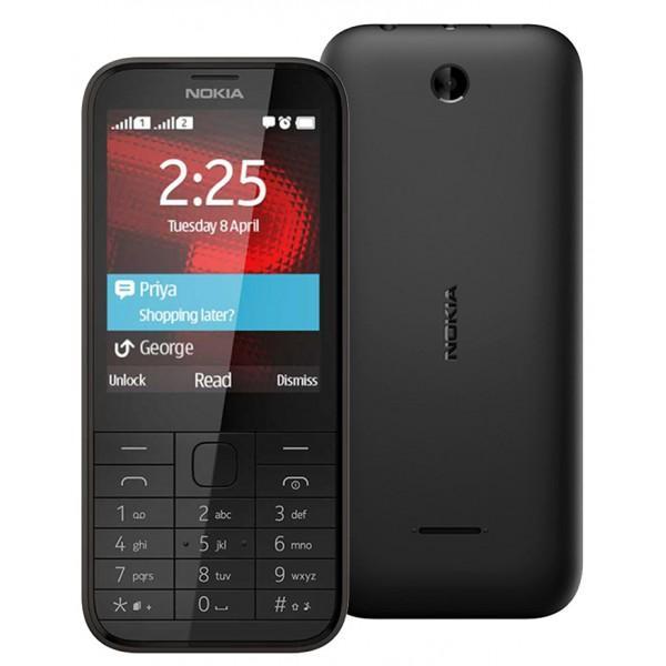 Nokia 225 - 4 Go - Noir