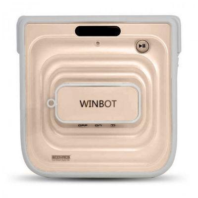 Aspirateur Robot laveur de vitres Ecovacs Winbot 710