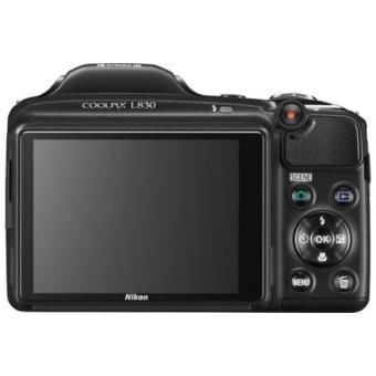 Nikon - Coolpix L830 - Noir