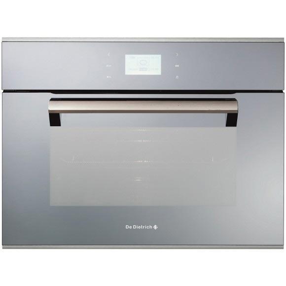 Four micro-ondes gril encastrable - 40L - 1000W - DME1145M - Miroir
