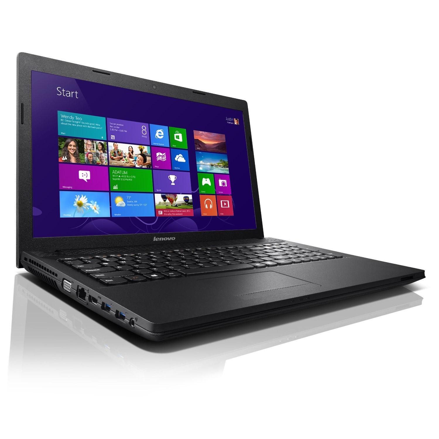 "Lenovo G505 15,6""  1 GHz  - HDD 1 To - RAM 4 Go"