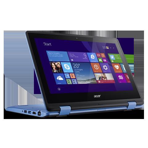 Acer R3-131T-P6T8 -  1.6 GHz -  500 Go - RAM 4 Go