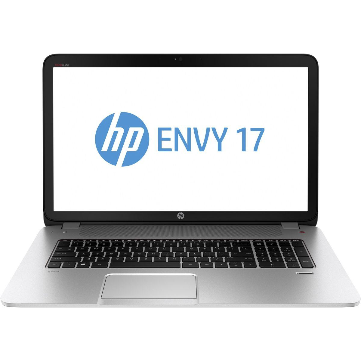 "Hewlett Packard 17-J107NF 17,3"" Intel Core i7-4710MQ 2.5 GHz GHz  - HDD 1 To - RAM 8 Go"