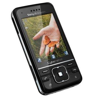 Sony Ericsson C903 Noir Débloqué