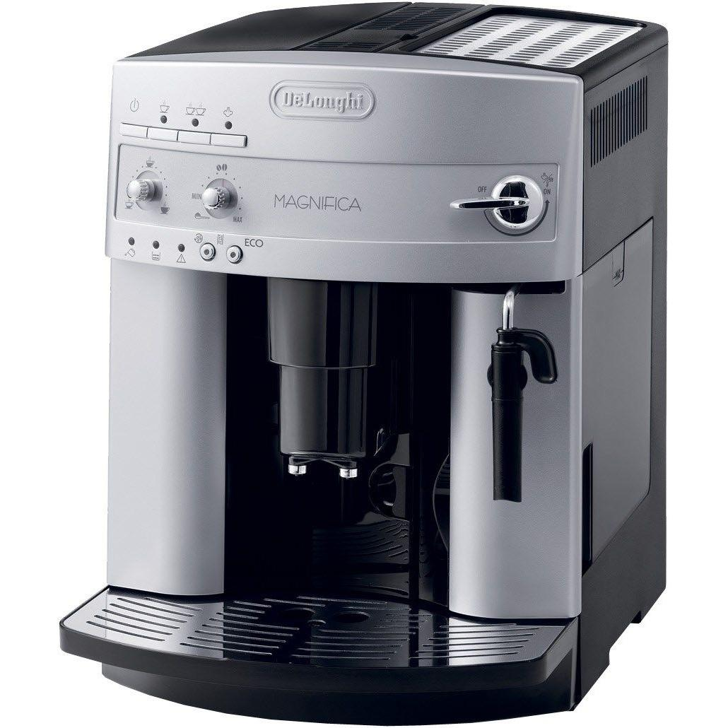 Machine à café expresso et cappuccino automatique avec broyeur Maginifica