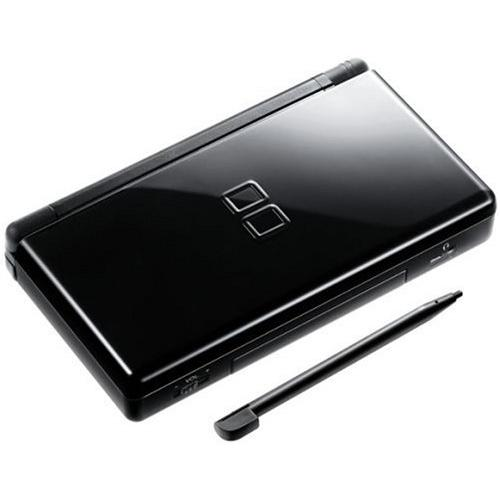 Nintendo Konsole DS Lite - Schwarz