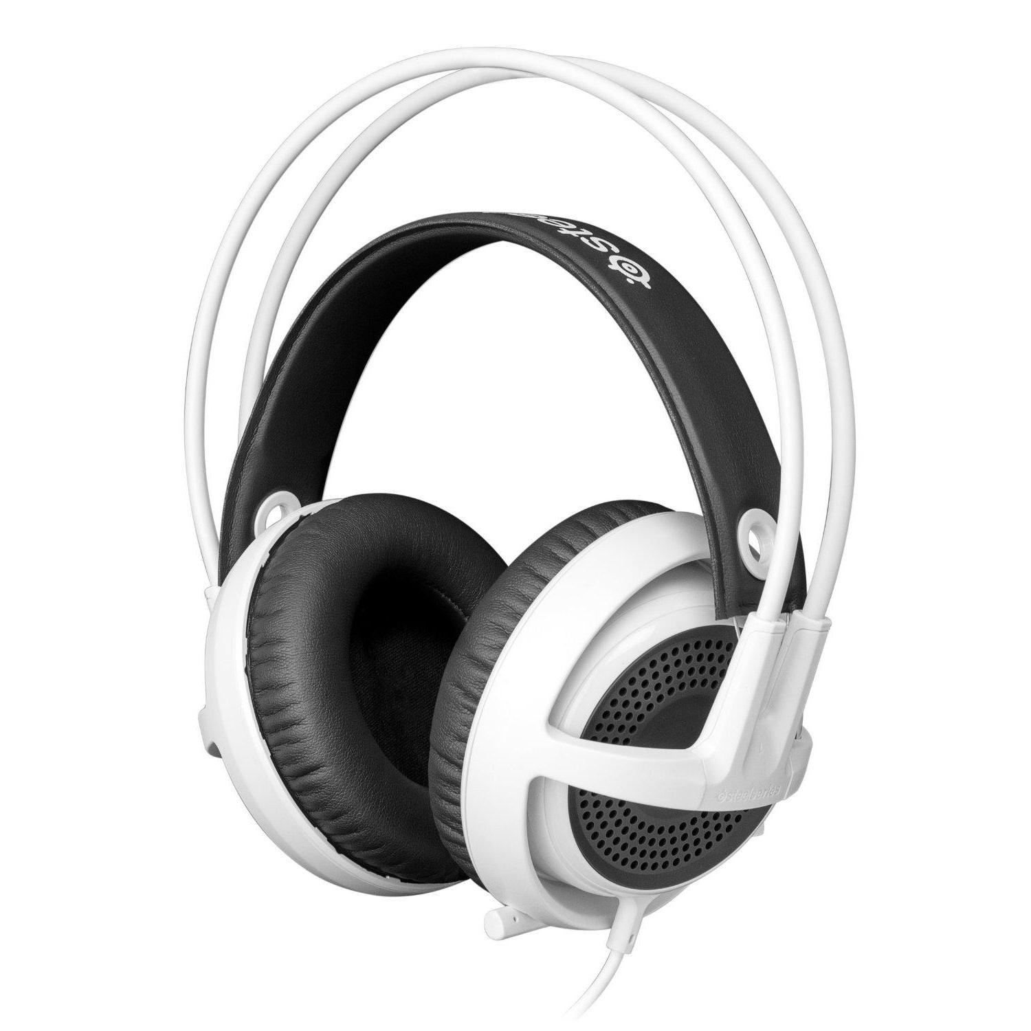 Casque SteelSeries Siberia V3 - Blanc