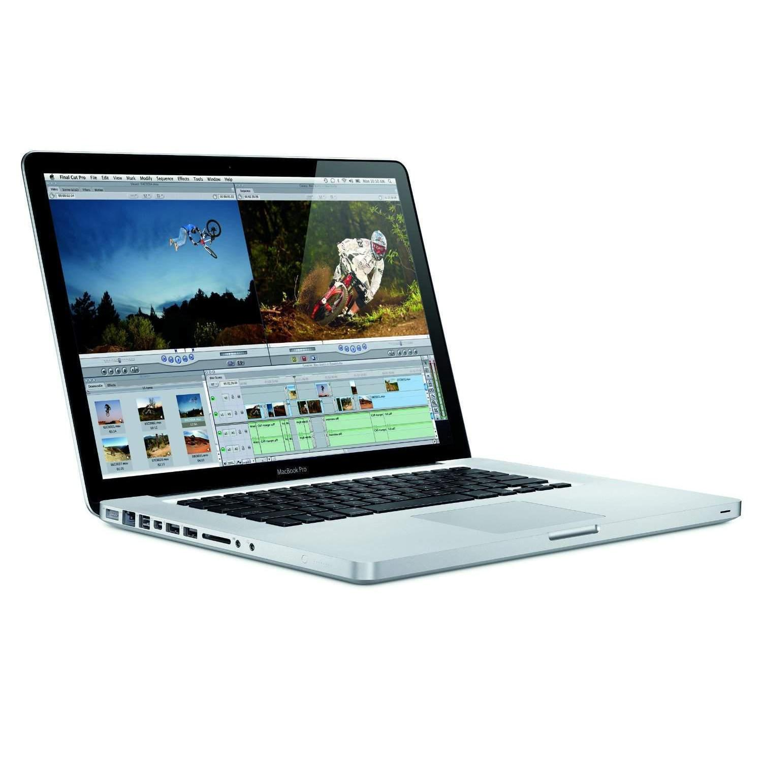 "MacBook Pro 13"" Core i5 2,5 GHz - HDD 500 Go - RAM 4 Go - QWERTY"