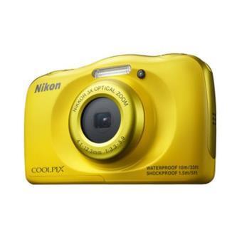 Nikon COOLPIX S33 - Jaune