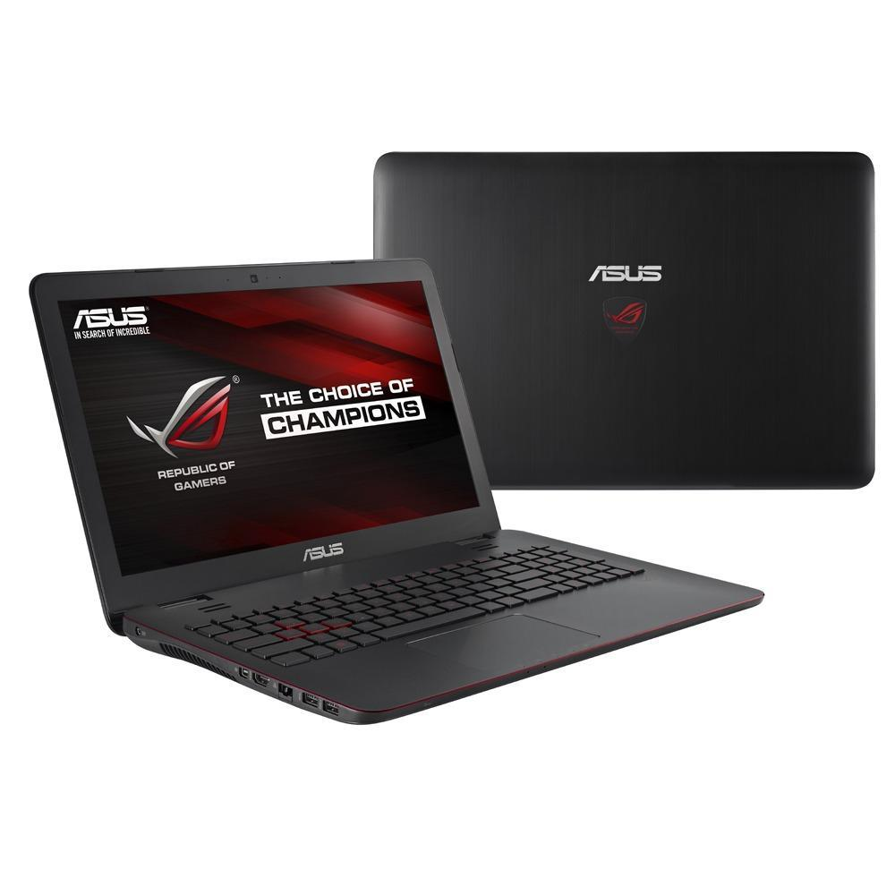 Asus G551JM-CN133H -  2.5 GHz - HDD + SSD 1000 Go - RAM 8 Go - AZERTY