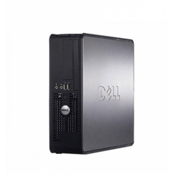 DELL Optiplex 760 SFF  Intel Core 2 Duo 2.8 GHz  - HDD 500 Go - RAM 2 Go