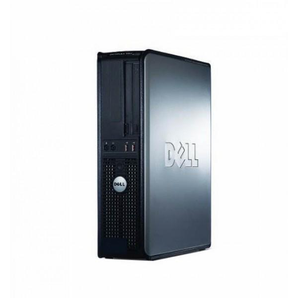 Dell Optiplex GX520 DT - Intel Pentium 4 2.8 GHz - HDD 40 Go - RAM 1GB Go