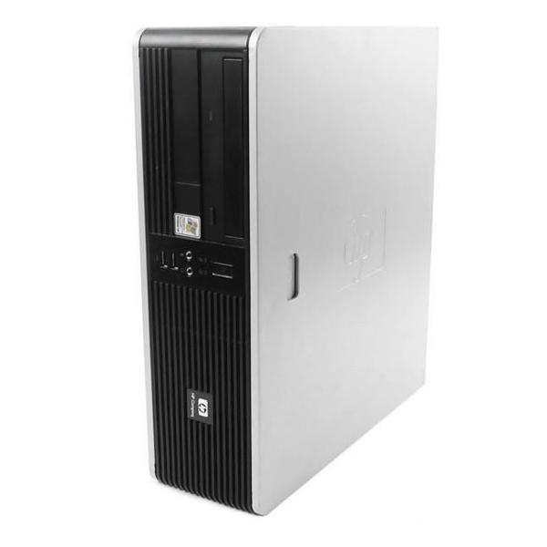 Hp Compaq DC5750 SFF - AMD Sempron 2 GHz - HDD 80 Go - RAM 4GB Go
