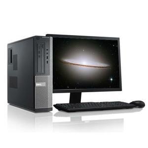 "Dell Optiplex 390 DT 19"" Pentium 2,7 GHz - HDD 250 Go - 2 Go"
