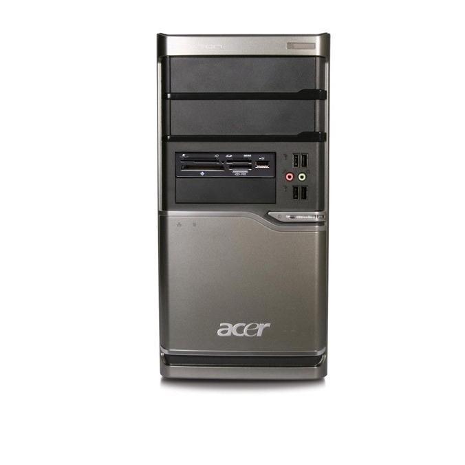 Acer Veriton M420 Tour  AMD Athlon 64 X2 2.5 GHz  - HDD 160 Go - RAM 2 Go