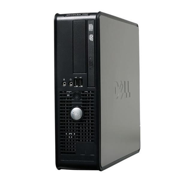 Dell Optiplex 740 SFF - AMD Athlon 2.7 GHz - HDD 80 Go - RAM 4GB Go