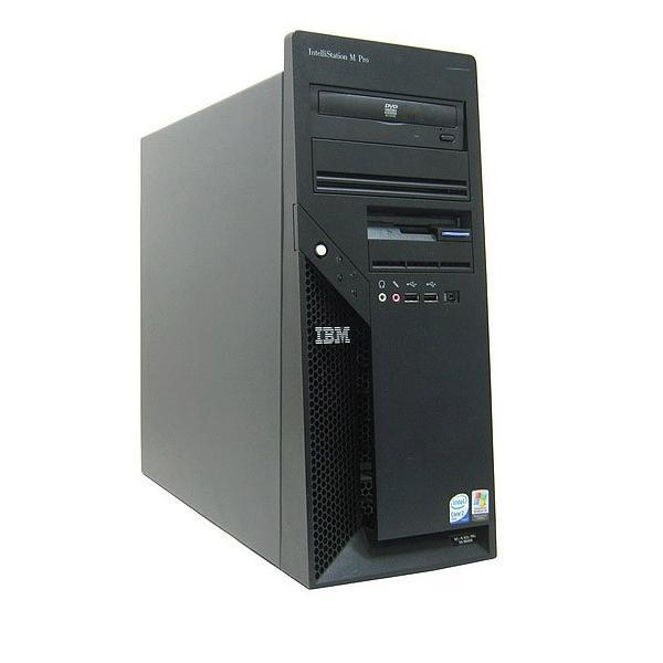 Ibm IntelliStation M Pro 9229 - Intel Core 2 Duo 2.4 GHz - HDD 2000 Go - RAM 4GB Go