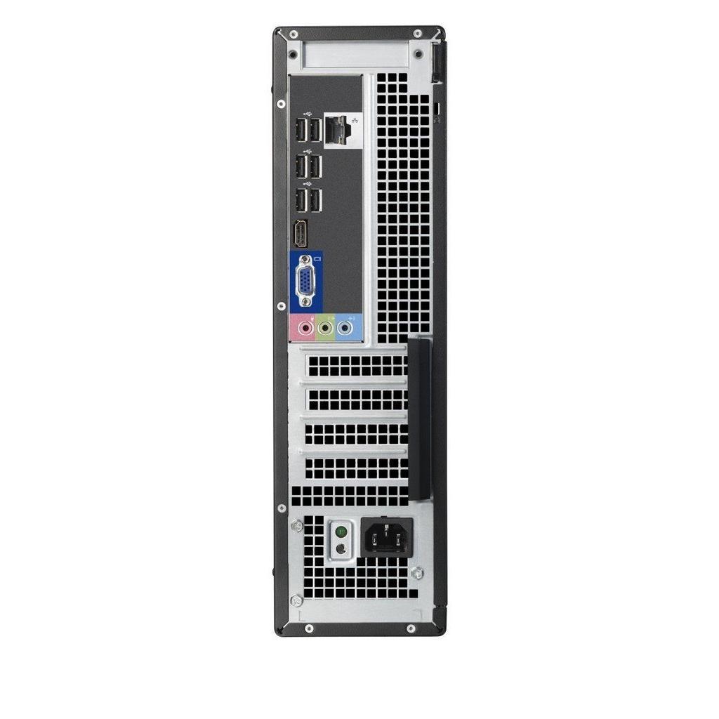 """Dell Optiplex 3010 DT 19"""" Intel Pentium G640 2.8 GHz GHz  - HDD 750 Go - RAM 8 Go"""