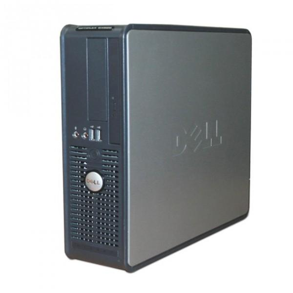 Dell Optiplex GX520 SFF - Intel Pentium 4 2.8 GHz - HDD 40 Go - RAM 2GB Go