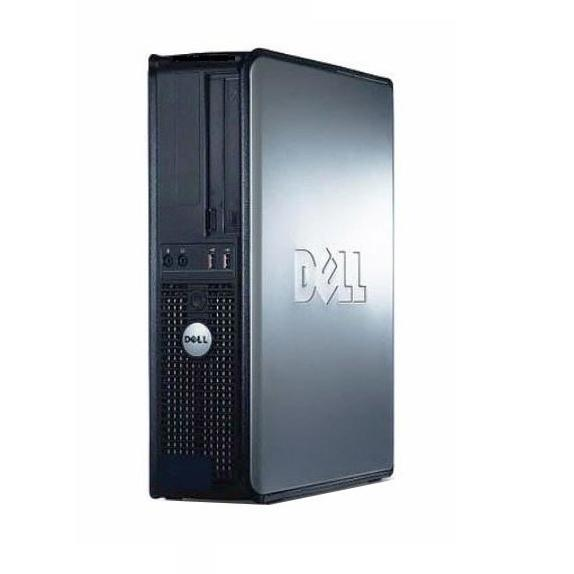 Dell Optiplex 760 DT  Intel Core 2 Duo 3 GHz  - HDD 750 Go - RAM 2 Go