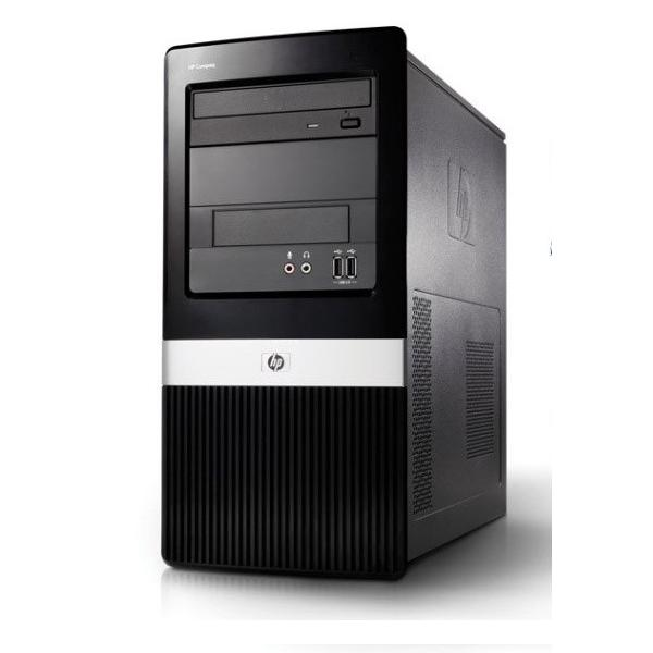 HP COMPAQ DX2400  Intel Core 2 Duo 2.53 GHz  - HDD 750 Go - RAM 4 Go