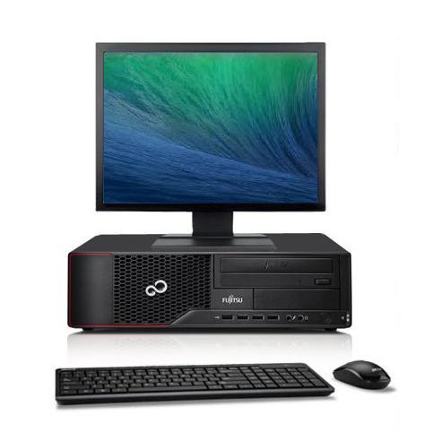 """Fujitsu Esprimo E700 E90+ 17"""" Intel Core I5 3.1 GHz  - HDD 250 Go - RAM 4 Go"""