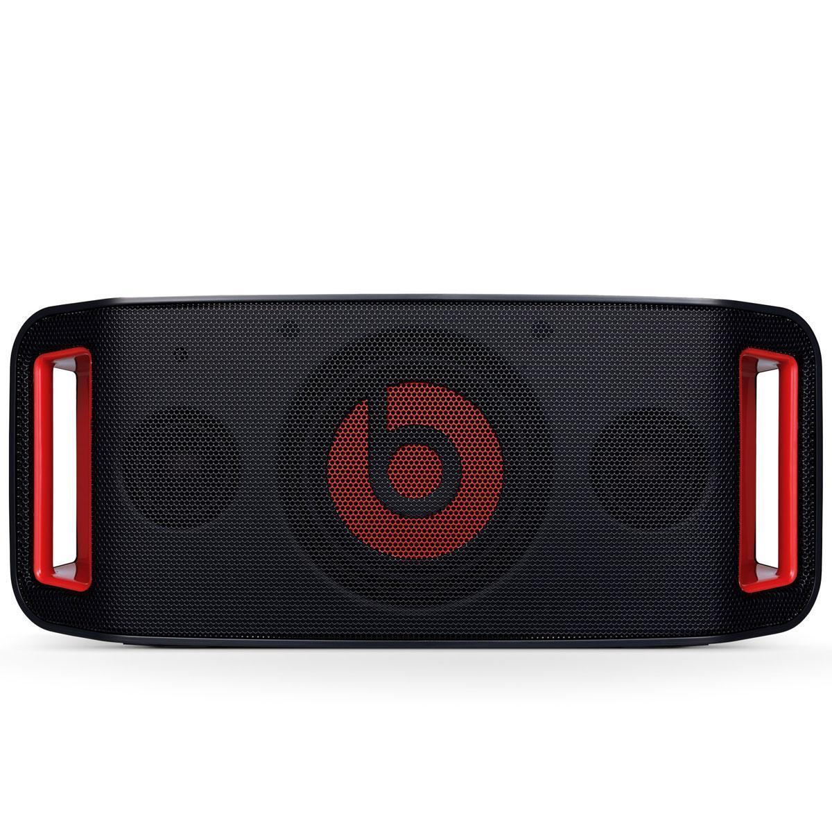 Enceintes Monster Beats BeatBox Portable - Noir
