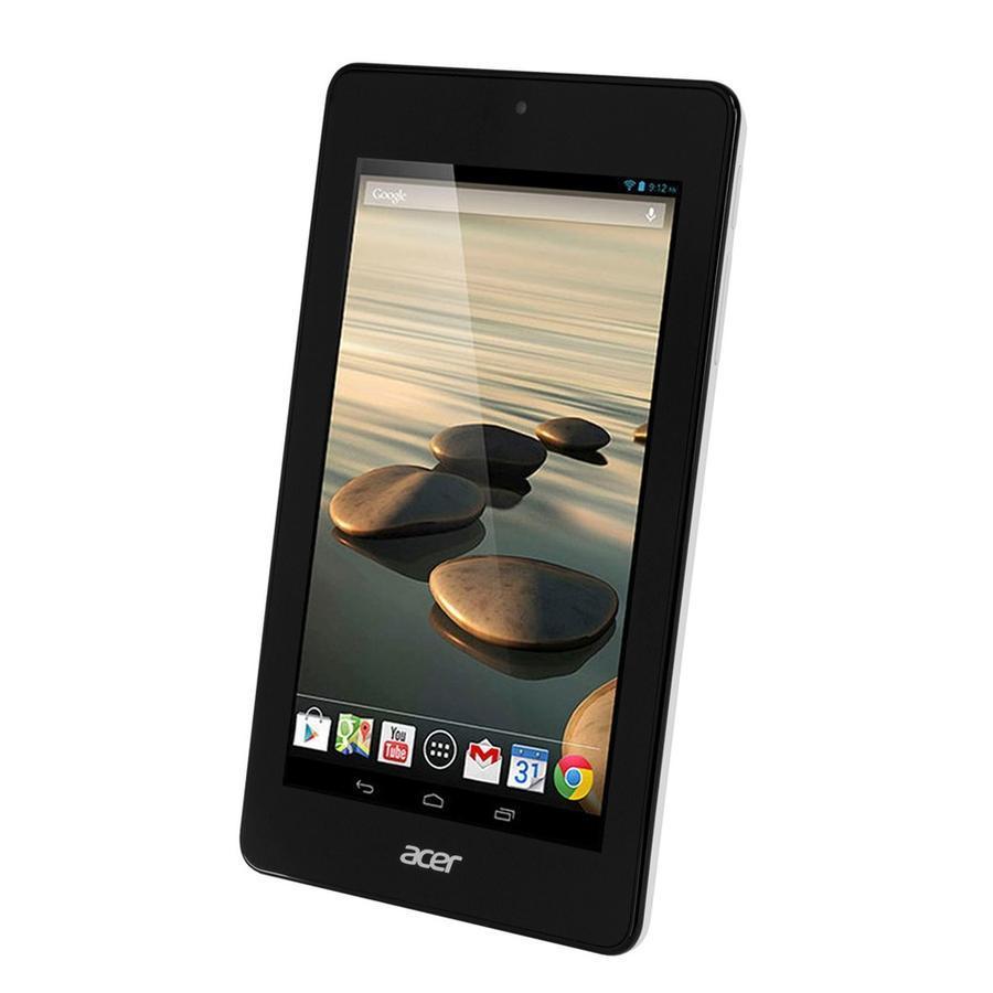 """Acer Iconia one 7 B1-730HD - 7"""" 16 Go - 802.11b-g-n, Bluetooth 3.0 - Noir"""